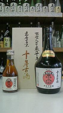 達磨正宗 十年古酒