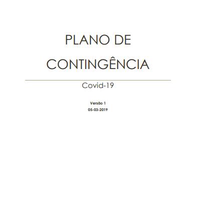 Plano de Contingência COVID-19 (05-03-2020)