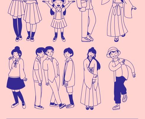 Curso de Japonês para crianças e jovens, dos 10-16 anos