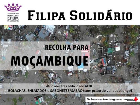 Recolha para Moçambique