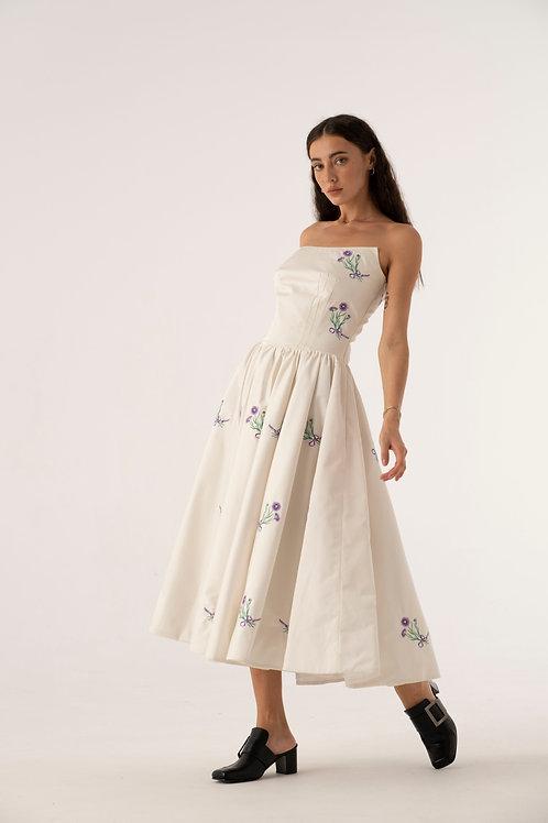 Morality Flower Dress