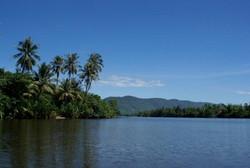 Kayaking Sabay Beach