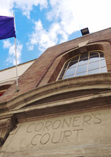 Vancouver Police Museum - Coroner's Cour