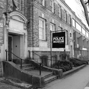 The Ghosts of The Vancouver Police Museum