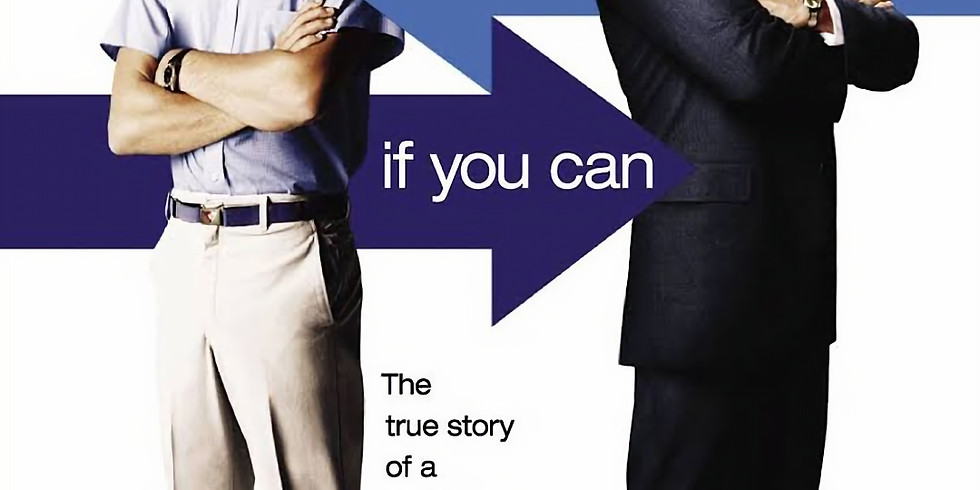 Movies in the Morgue: Catch Me If You Can