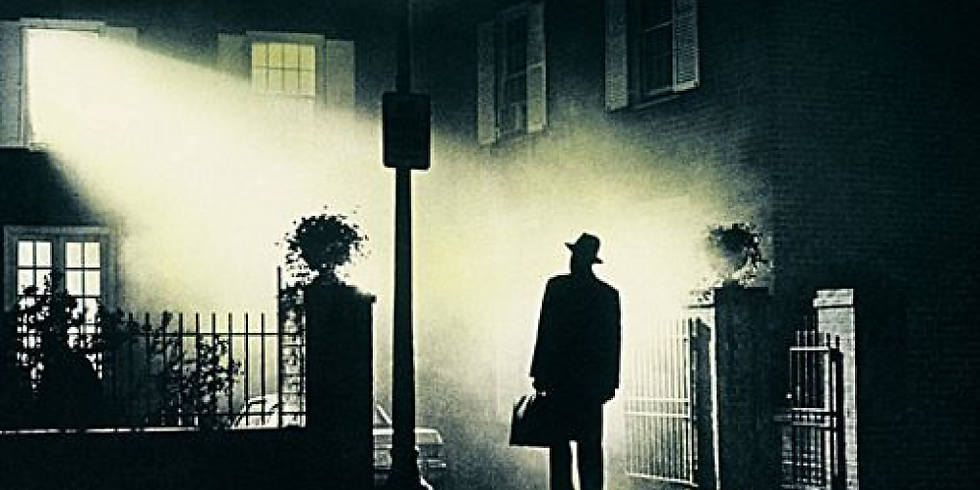 Movies in the Morgue: The Exorcist