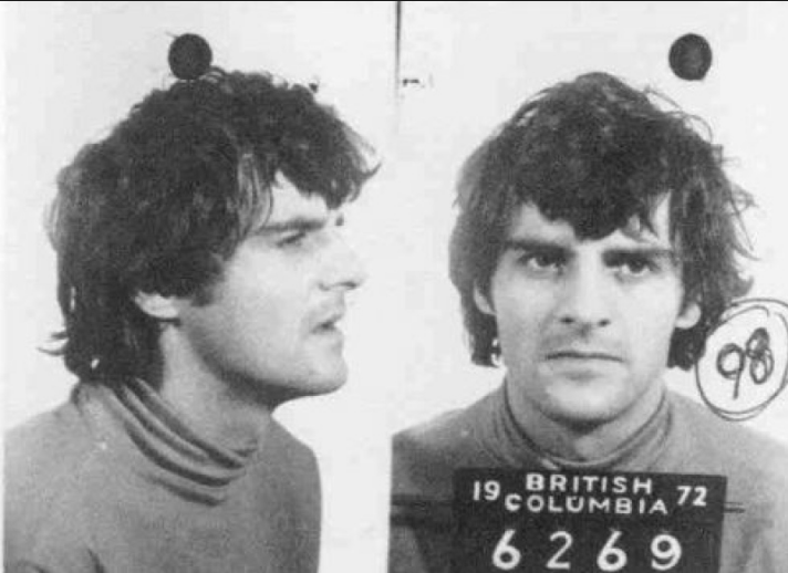 Clifford Olsen, one of BC's most notorious murderers.