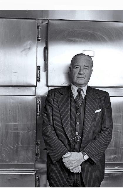 Former Chief Coroner Glen Mc Donald