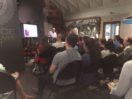 Speaker Series in Review: The War on Blight with John Atkin