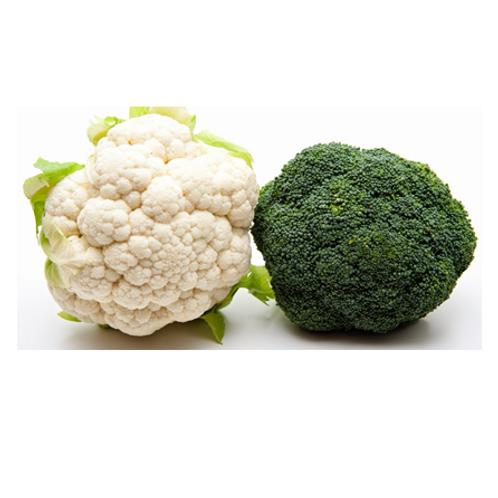 Mix Couve Flor/ Brócolis Orgânico
