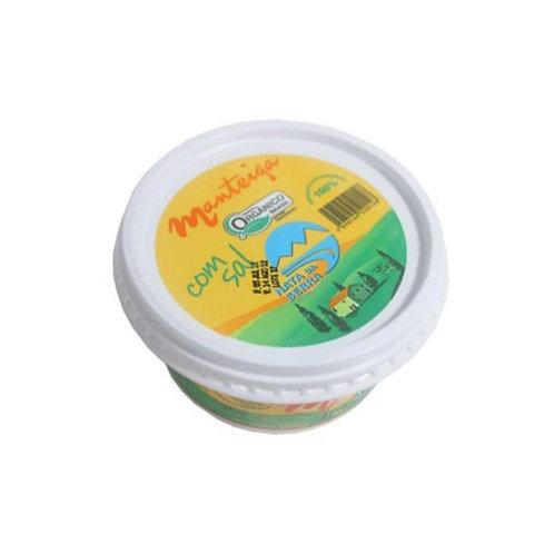 Manteiga - Com sal - Orgânica