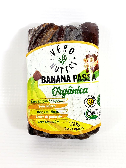 Banana passa Orgânica