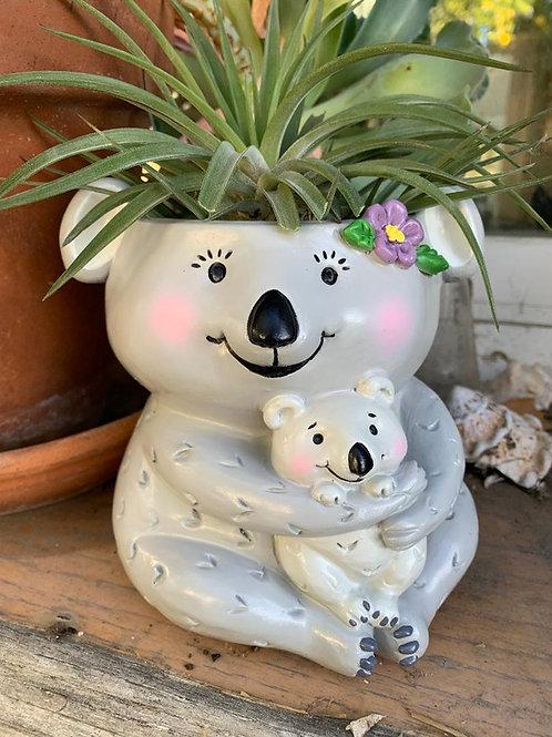"""Koala Bear Mom & Baby -  5.5"""""""