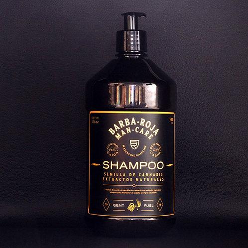 Shampoo para Barba Y Cabello 1 Litro