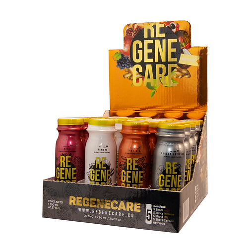Shot Mix Regenecare / Bebida Funcional