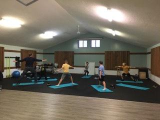 Teens in Training