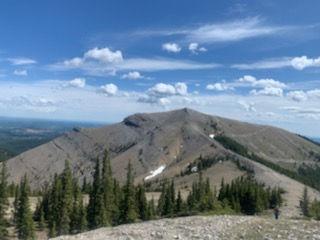 Ram Mountain Lookout Group Trek