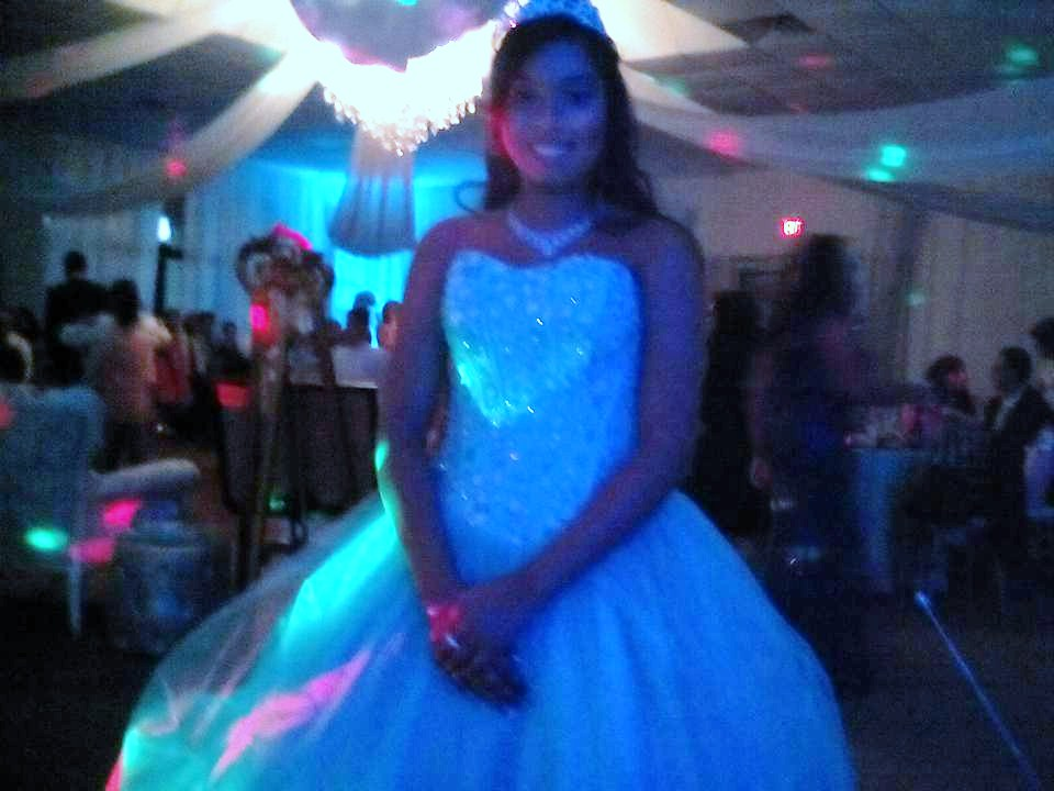 Aleena - Sweet 16