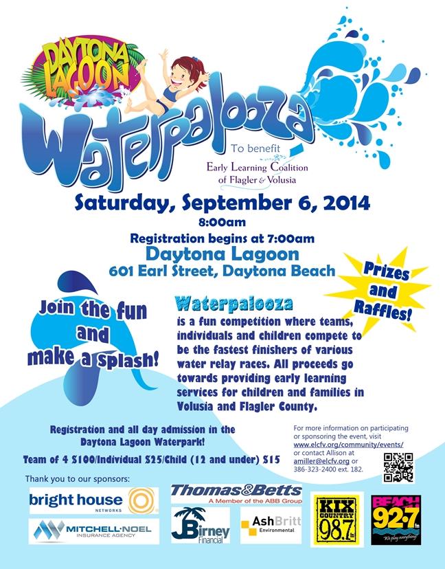Waterpalooza Fundraiser