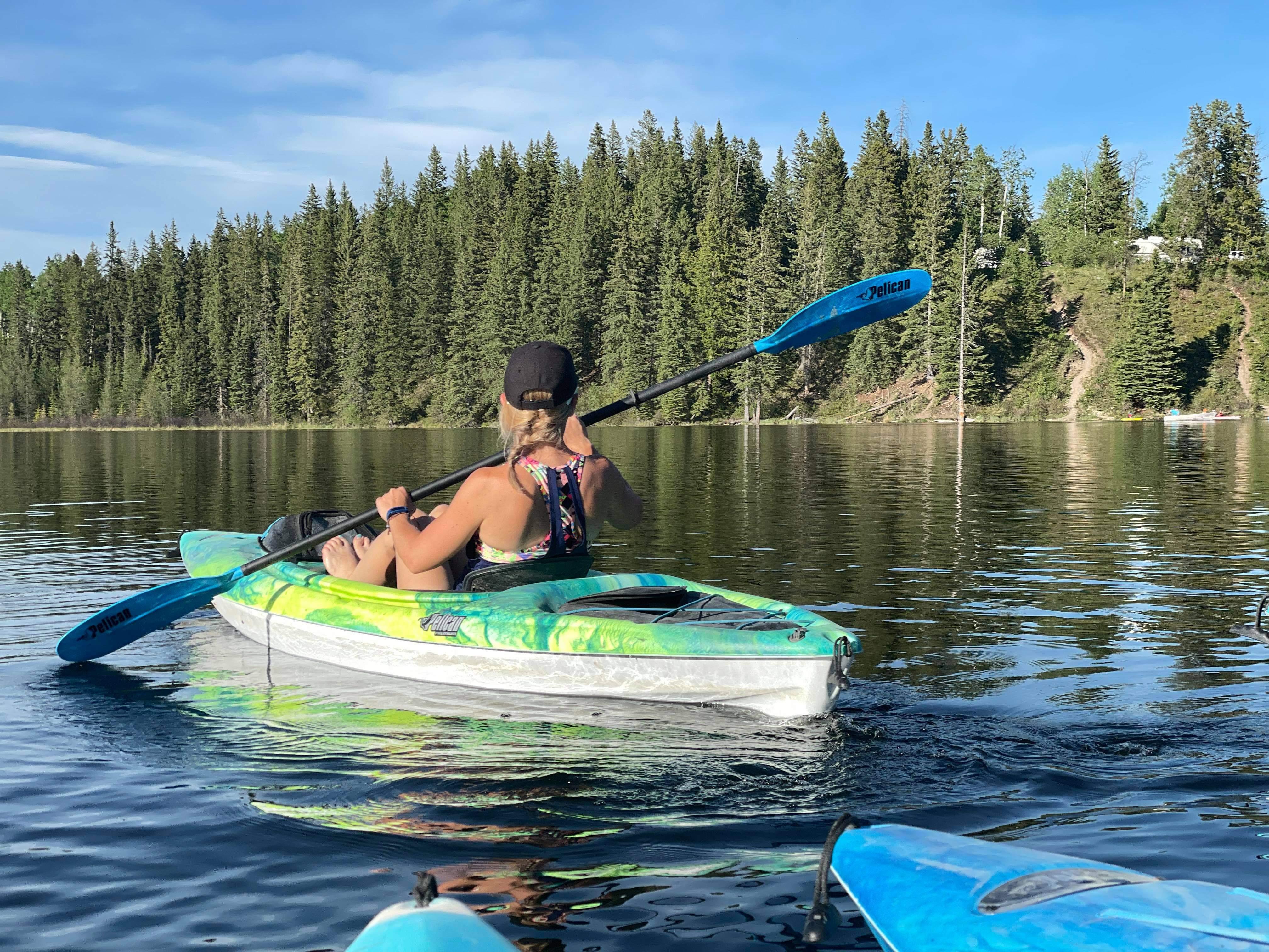 Kayak & Yoga Beaver Lake