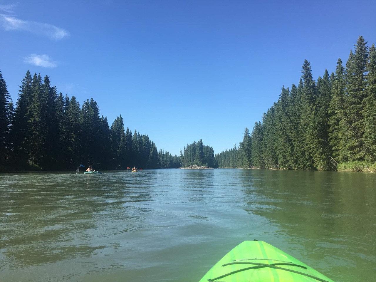 Clearwater River Kayak