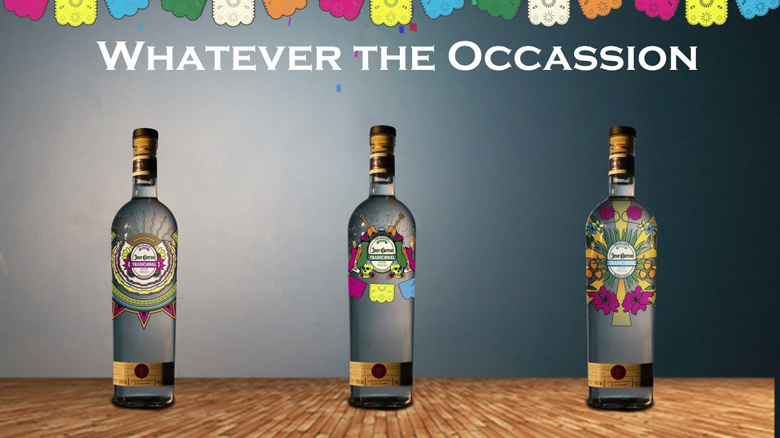Tequila Ad Mockup