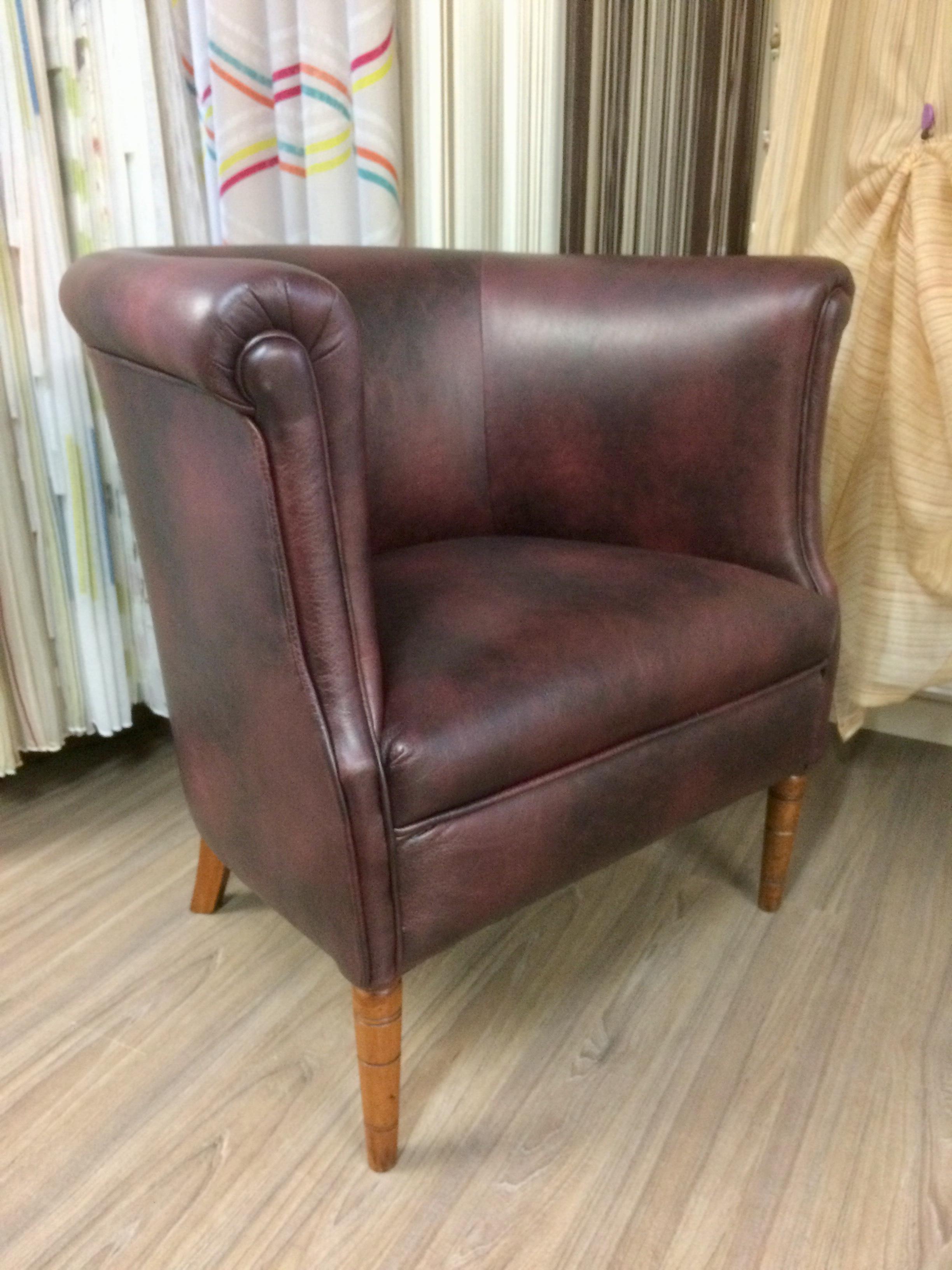 renovation fauteuil tonneau