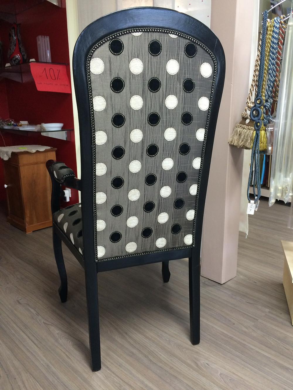 renovation fauteuil voltaire