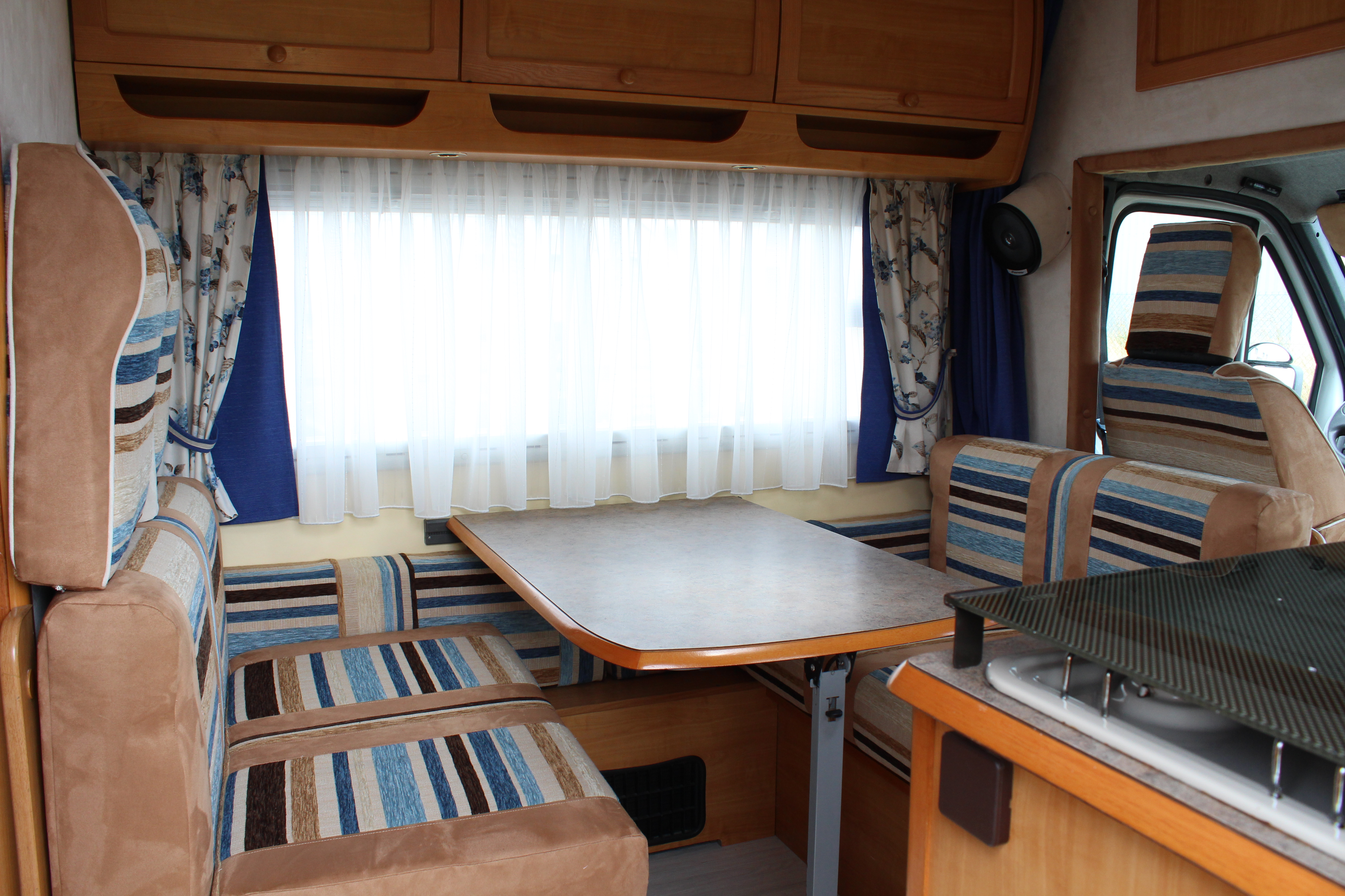 confection housse camping car