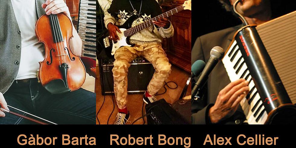 Gàbor Barta, Robert Bong & Alex Cellier