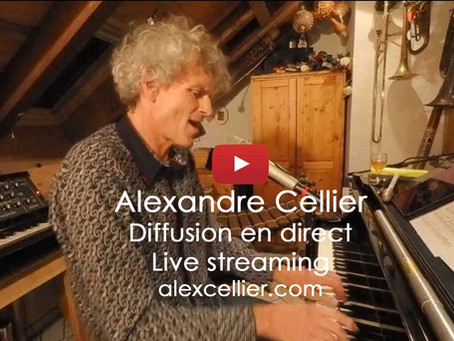 Diffusion de concert en direct (Live streaming)