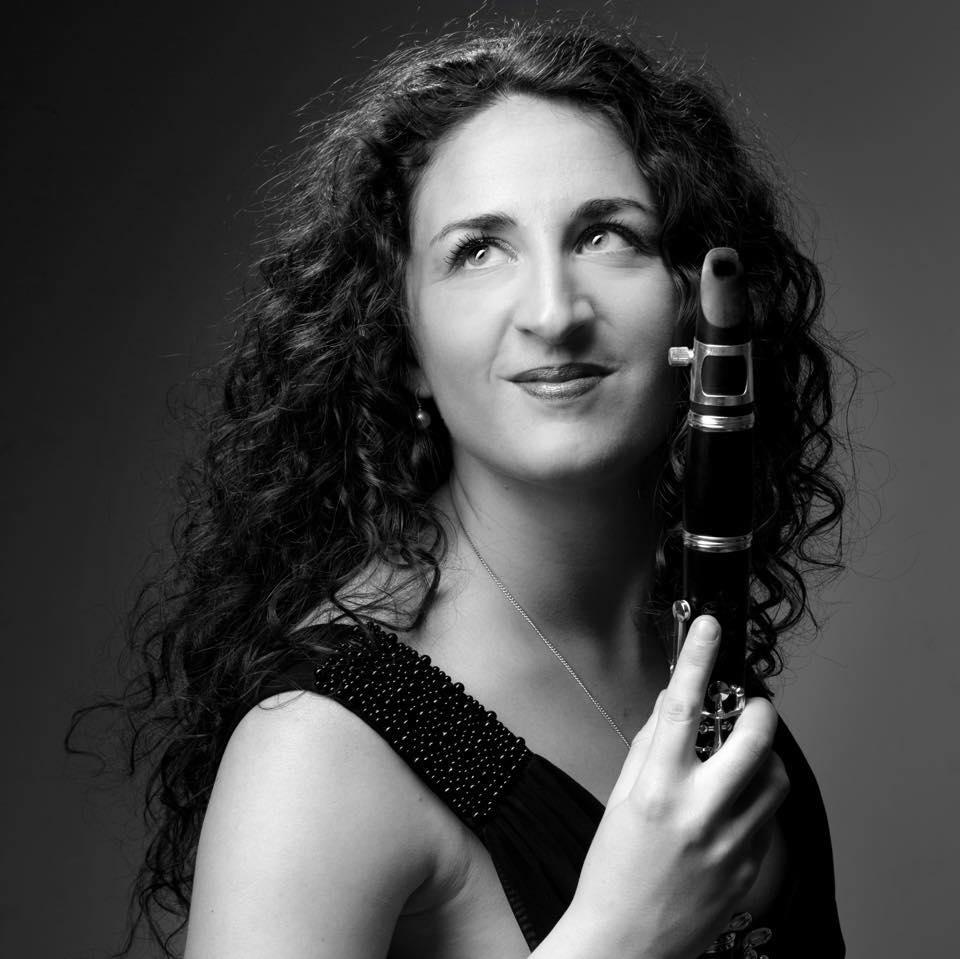 Aurélie Tropez clarinette
