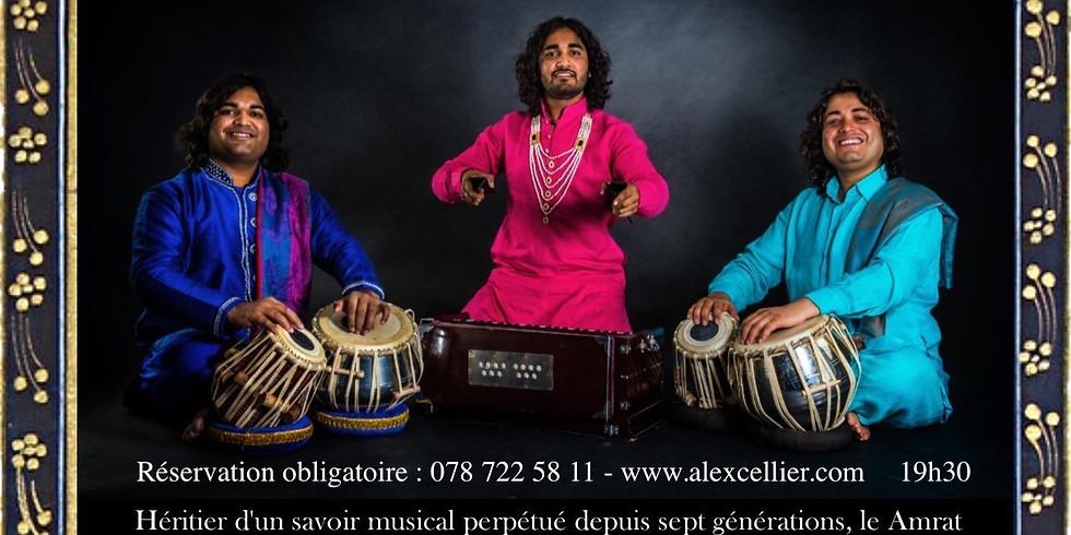 Amrat Hussein Brothers Trio