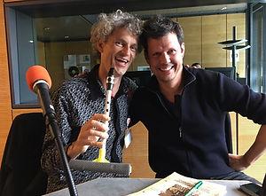 Premier rendez-vous d'Alexandre Cellier avec Cyril Jost au micro de Jonas Schneiter RTS