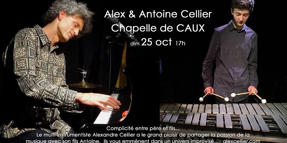 Antoine & Alexandre Cellier