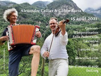 Festival de Musique Improvisée Lausanne