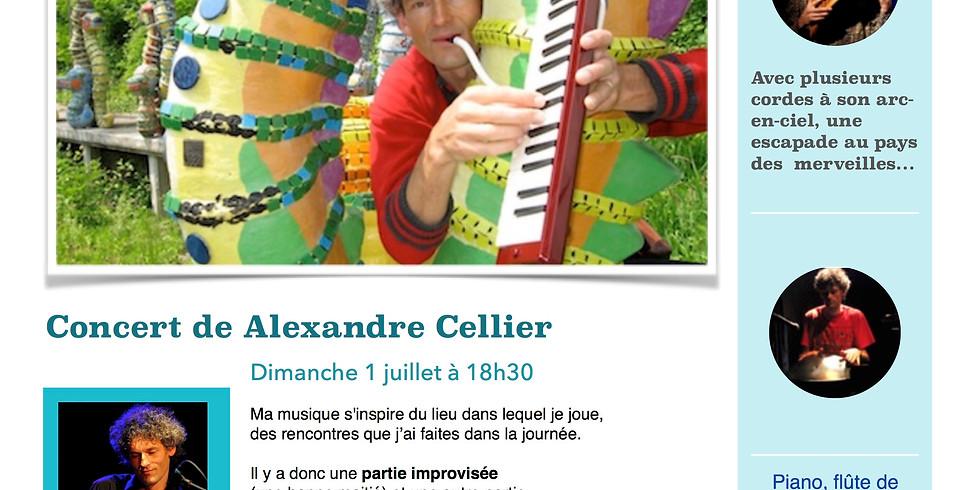 Alexandre Cellier Solo à Sorens