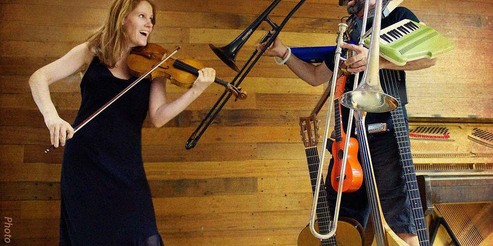 Mal Webb & Kylie Morrigan (Australie)