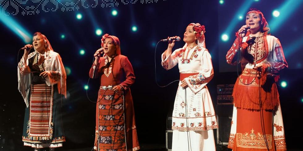 Eva-Quartet à Morges (stages, concerts et fête bulgare)