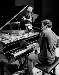 Alexandre Cellier (claviola) & Gabor Barta (piano)