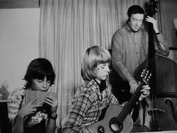Alex, Marc et Marcel Cellier 1975