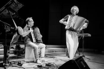 Alexandre Cellier & Gàbor Barta (accordéon duo)