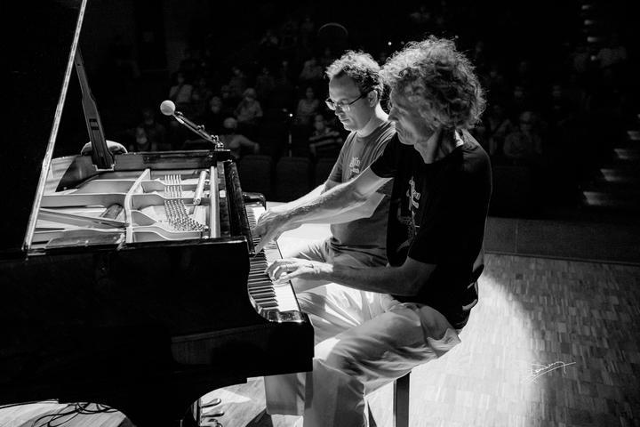 Alexandre Cellier & Gàbor Barta (piano duo)