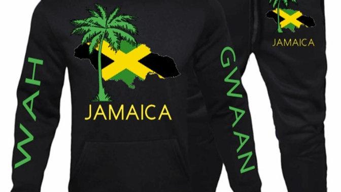 JAMAICA OUTERGY JOGGER SET