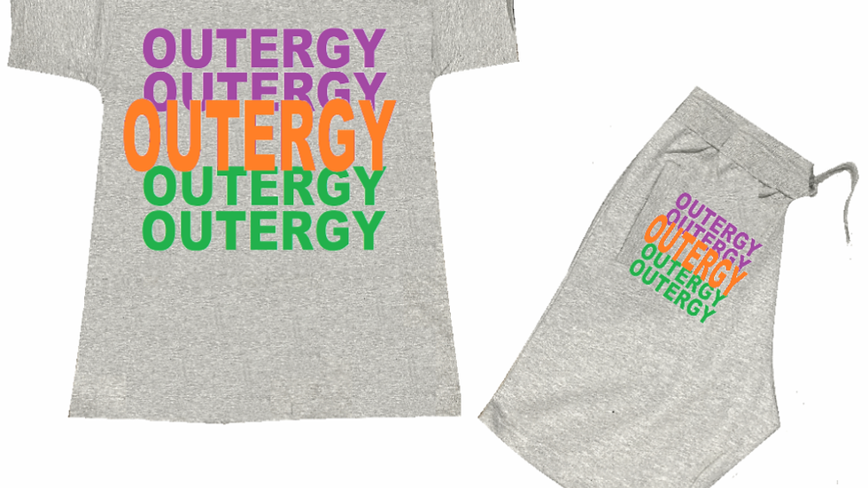 Outergy repeat Short Set