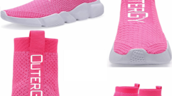 OUTERGY KICKS (PINK)