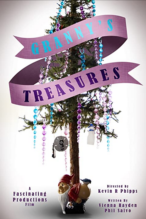 GRANNY'S TREASURE THURS. 7.29.21 11AM BLOCK