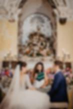 ceremony by lisbon wedding celebrant Ima