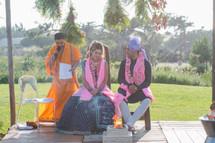 Hindu ceremony by lisbon wedding celebra