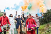 Indian wedding portugal by lisbon weddin
